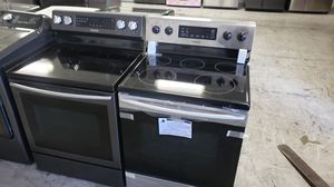 BRAND NEW ELECTRIC SAMSUNG OVEN STOVES PICKUP SPECIAL for Sale in Garden Grove, CA