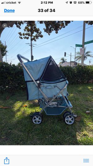 PET STROLLER STILL IN BOX for Sale in Hermosa Beach, CA