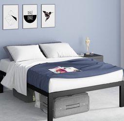 Metal Platform Bed Frame (ZINUS) for Sale in Redford Charter Township,  MI