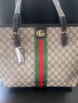 Black Leather GG Bag for Sale in Alexandria,  VA