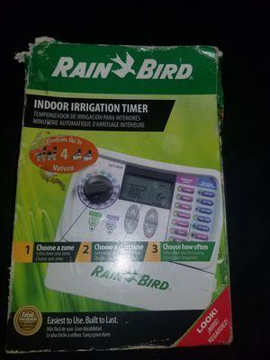 9 zone Rain bird sprinkler controller for Sale in Kissimmee, FL
