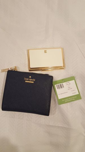 Kate Spade NEW YORK wallet & Kate Spade Businiss card Holder for Sale in Vienna, VA