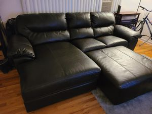 Brown Couch for Sale in Denver, CO