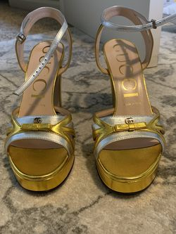 NWT Gucci Alison Heel for Sale in Portland,  OR