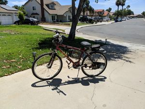 Electric bicycle for Sale in Rialto, CA