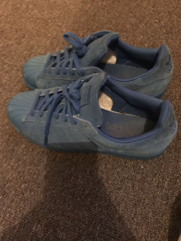 Adidas Suede Originals Size 9