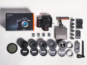 Sony a7sII Filmmaker Package for Sale in Seattle, WA
