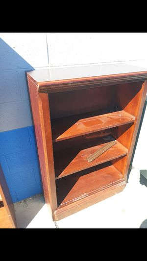 Small wooden bookshelf for Sale in High Point, NC