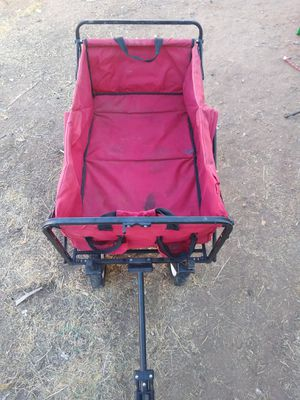 Red (Fold-up) Wagon for Sale in Mesa, AZ