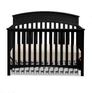 Black Graco Convertible Crib for Sale in Encinitas, CA