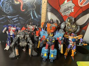 Transformers for trade or sale for Sale in Henderson, NV