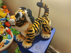 Furreal friends Tyler the Tiger for Sale in Denver, CO