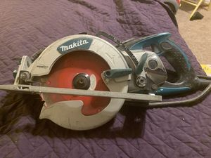 Skill saw with cord for Sale in Campbell, CA