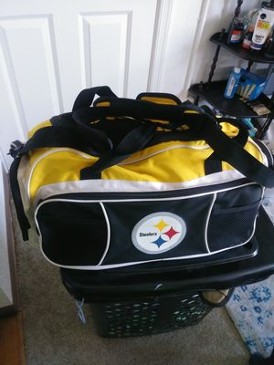 Steelers Duffle/Travel Bag for Sale in Norfolk, VA