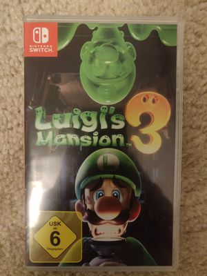 Luigi mansion 3 nintendo switch for Sale in Mountain Home Air Force Base, ID