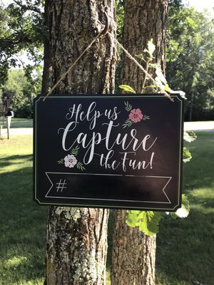 Capture # Sign for Sale in Pine River, MN