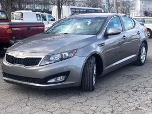 2013 KIA OPTIMA * 125 k miles * 4 new tires * Price: $7495 cash or finance FINANCING GUARANTEED! for Sale in Brookline, MA