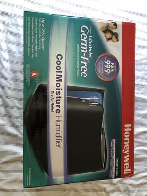 Honeywell Humidifier, Used $40 for Sale in San Diego, CA