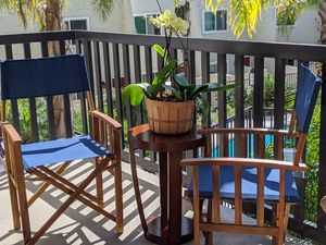 2 Patio furniture chairs. for Sale in Culver City, CA