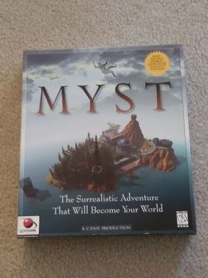 MYST computer game for Sale in Tacoma, WA