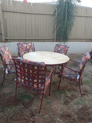 Outdoor patio furniture for Sale in El Cajon, CA