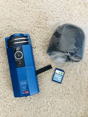ZOOM Q3 Video/Audio Recorder for Sale in New Albany, OH