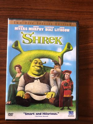 SHREK DVD for Sale in Los Angeles, CA
