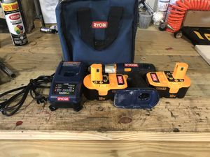 Ryobi 18V cordless drill for Sale in Beaumont, TX
