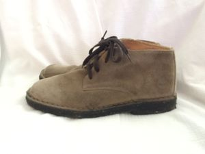 Timberland nubuck suede leather 3/4 boots men's 9 for Sale in Morrisville, NC