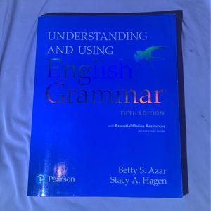 English Grammar Fifth Edition for Sale in Corona, CA