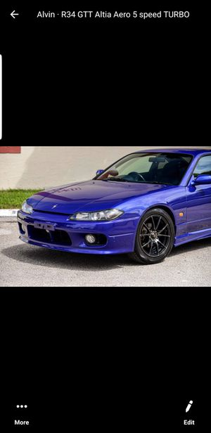 Nissan S15 Sylvia for Sale in Queens, NY