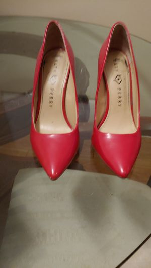 Red heels. Katy Perry for Sale in Brandon, FL