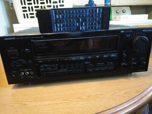 Onkyo stereo for Sale in Cleveland, OH