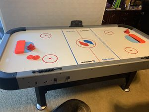 Sportcraft Air Hockey Table for Sale in Lakewood Ranch, FL