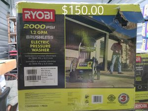 Electric pressure washer for Sale in West Valley City, UT
