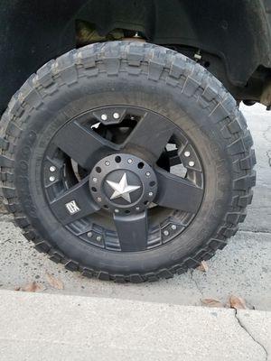 Rockstar wheels! for Sale in Fresno, CA