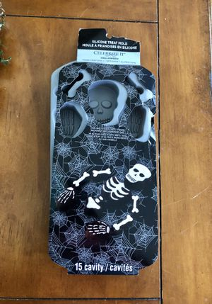 Skeleton Silicone Mold for Sale in Harrisburg, PA