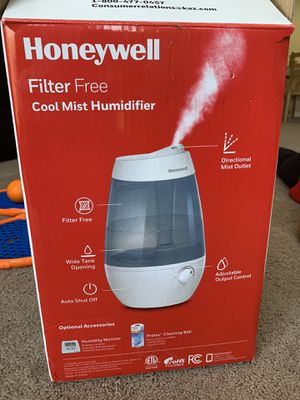 Honeywell Humidifier for Sale in Marlborough, MA