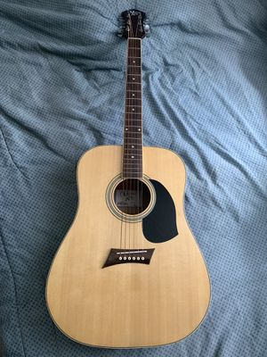 Acoustic Guitar + Hard Case (NEW) for Sale in Orlando, FL