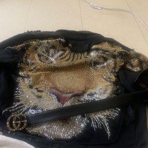 Selling Designer Jacket & Belt for Sale in Philadelphia, PA