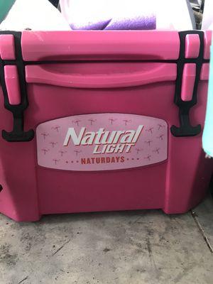 Pink cooler for Sale in Bradenton, FL