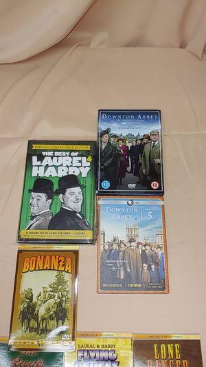 DVD Movie Classics Downton Abbey & More! for Sale in Lilburn, GA