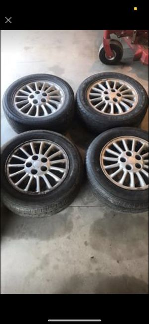 Tires and rims for Sale in Essexville, MI