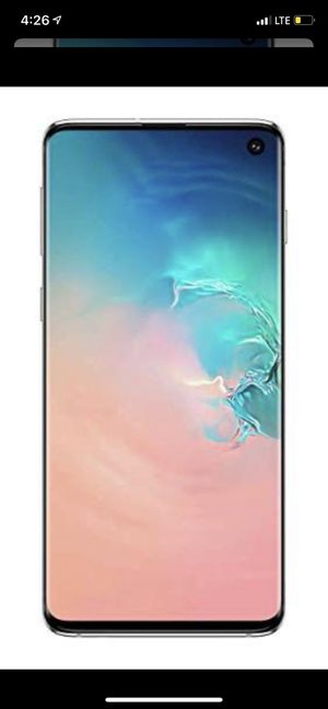 Samsung S10e white factory unlocked all gsm worldwide for Sale in Arlington, TX
