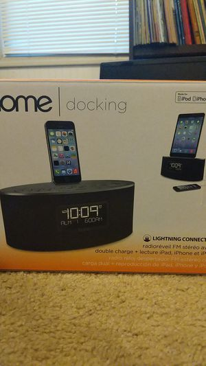 iHome docking station for Sale in Raleigh, NC