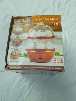 Copper Chef Perfect Egg Maker for Sale in Tampa,  FL