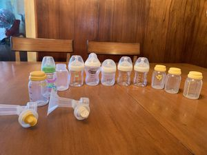 Free baby bottles! for Sale in Elma, WA
