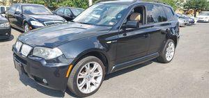 2008 BMW X3 for Sale in Fredericksburg, VA