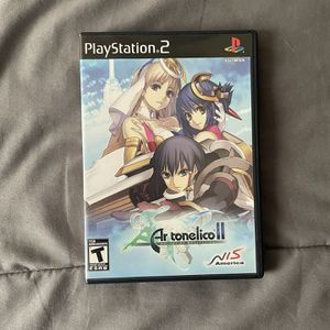 Ar Tonelico 2 Melody Of Metafalica for Sale in National City, CA