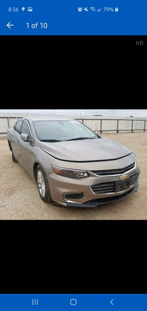 Chevy Malibu 2017 for parts for Sale in UPPER ARLNGTN, OH